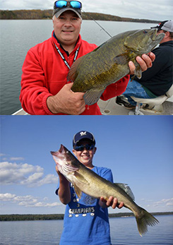 Cable Wisconsin Fishing Guide Services