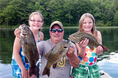 Need a Fishing Guide? Check out Mike Best Guide Service. Pontoons and Boat Rentals available, too!