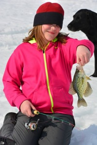 Ice fishing vacation rentals