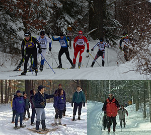 Lodging near Northern Wisconsin X-C Ski Trails