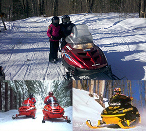 Hayward Wisconsin Snowmobile Lodging