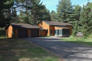 Clam Lake, Wisconsin Home for Sale