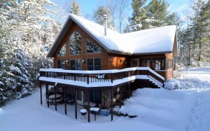 Clam Lake, Wisconsin Vacation Rental for Sale