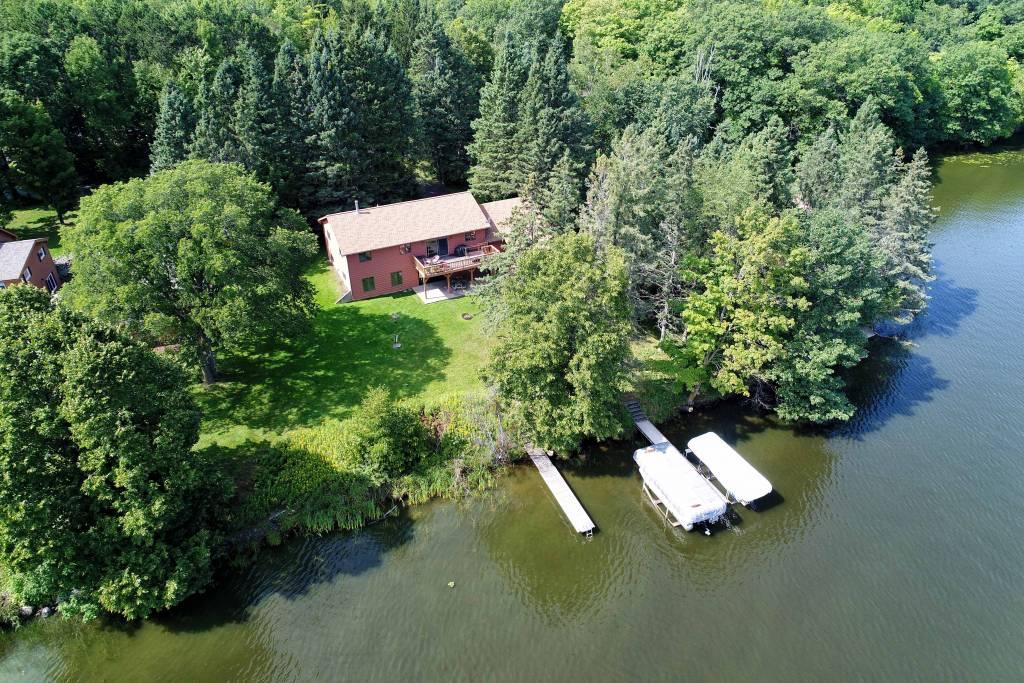 Lake Namakagon Home for Sale